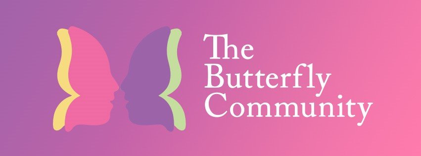 The Butterfly Community Logo