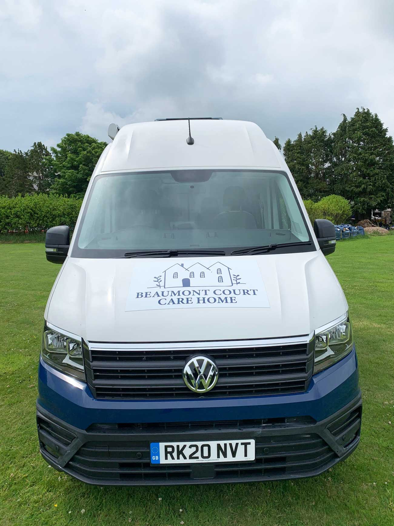 Campervan for Dementia Care